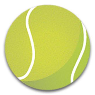 Men's Tennis logo