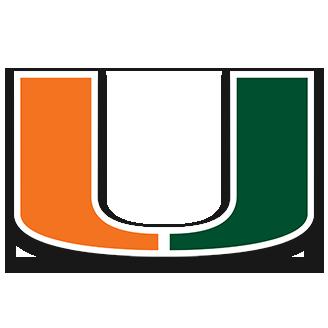 Miami Hurricanes Football logo