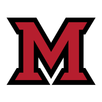 Miami Redhawks Football logo
