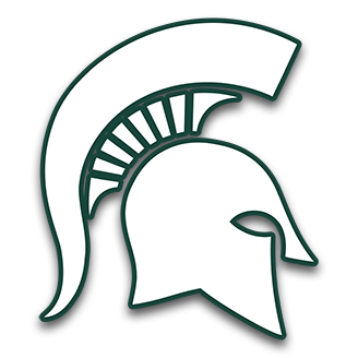Michigan State Football logo