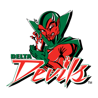 Mississippi Valley State Basketball logo