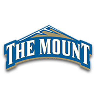Mount St. Mary's Basketball logo
