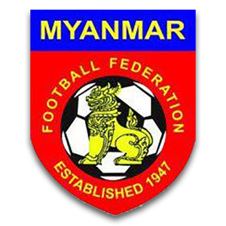 Myanmar (National Football) logo