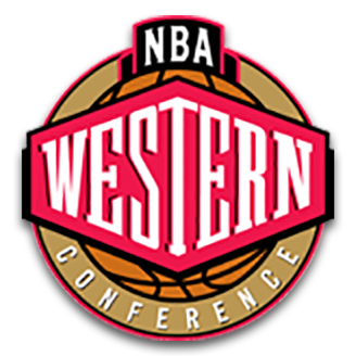 2015 NBA Western Conference All Stars logo