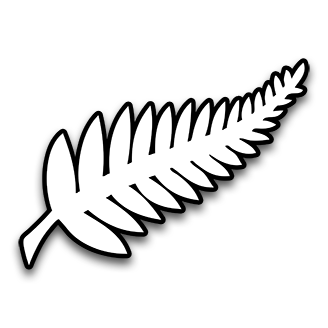 New Zealand (National Football) logo