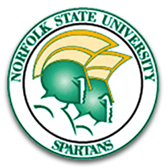 Norfolk State Basketball logo