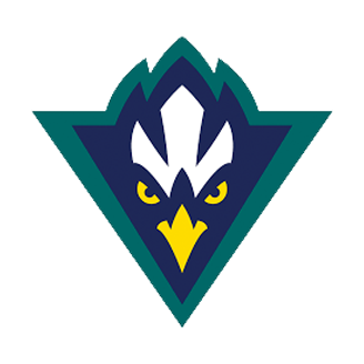North Carolina-Wilmington Basketball logo
