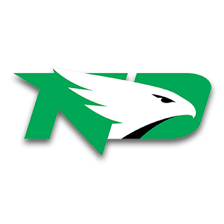 North Dakota Basketball logo