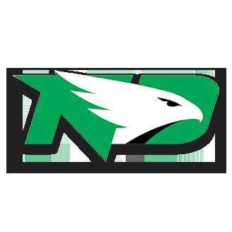 North Dakota Football logo
