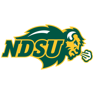 North Dakota State Basketball logo