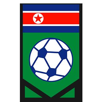 North Korea (National Football) logo