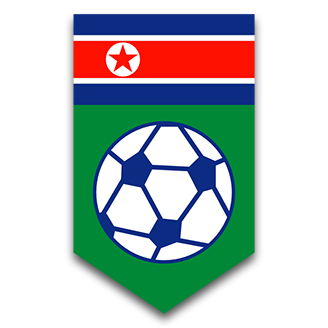 North Korea (National Football) logo