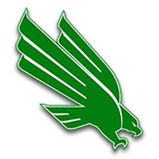 North Texas Mean Green Football logo