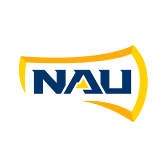 Northern Arizona Basketball logo
