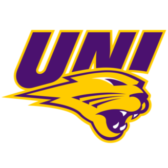 Northern Iowa Basketball logo