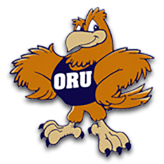 Oral Roberts Basketball logo