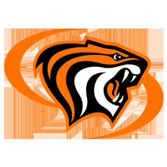 Pacific Tigers basketball logo