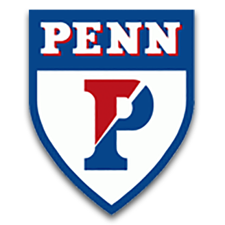 Penn Football logo