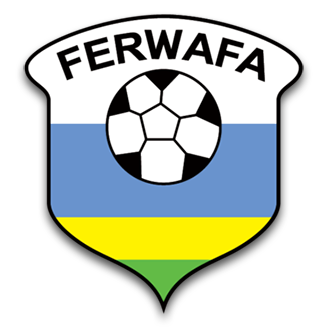Rwanda (National Football) logo