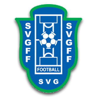 Saint Vincent and the Grenadines (National Football) logo