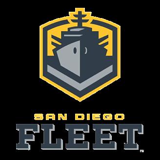 San Diego Fleet logo