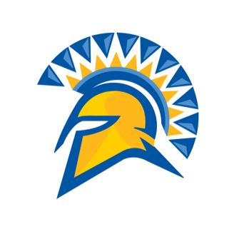 San Jose State Football logo