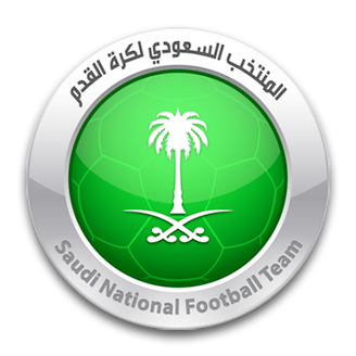 Saudi Arabia (National Football) logo