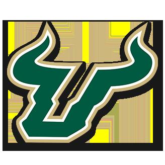South Florida Bulls Basketball logo