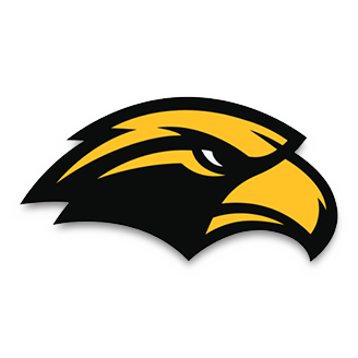 Southern Miss Golden Basketball logo