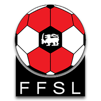 Sri Lanka (National Football) logo