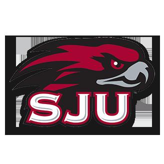 St Joseph's Basketball logo