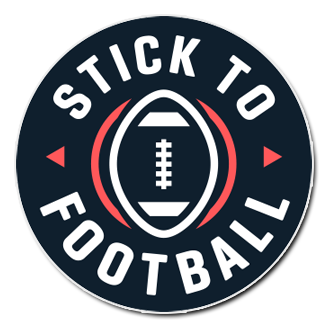 Stick to Football logo