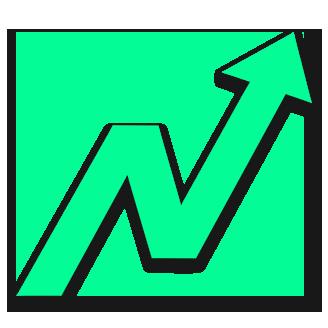 Trending logo