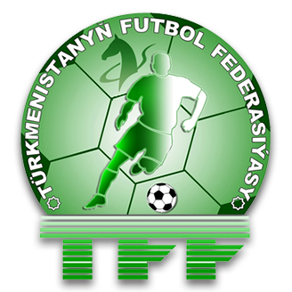 Turkmenistan (National Football) logo