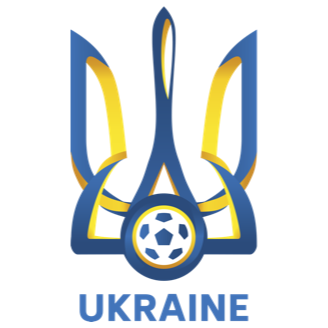 Ukraine (National Football) logo