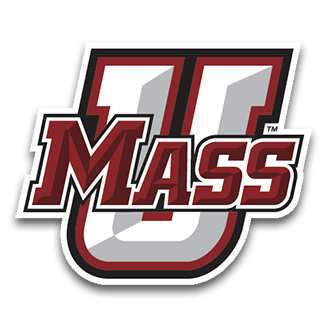 UMass Basketball logo