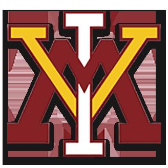 Virginia Military Football logo