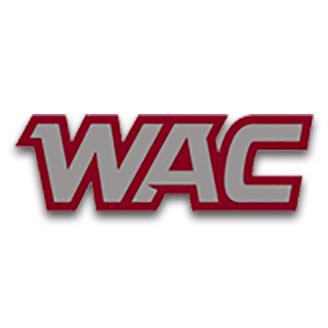 WAC Basketball logo