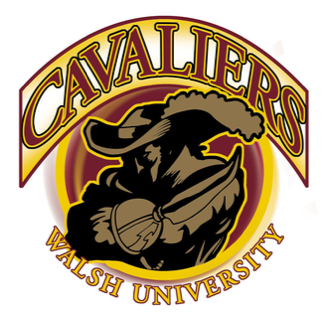 Walsh Football logo