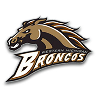 Western Michigan Basketball logo