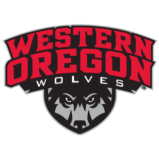 Western Oregon Football logo