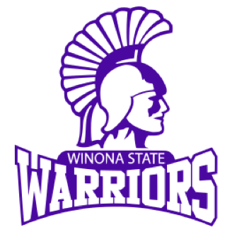 Winona State Football logo