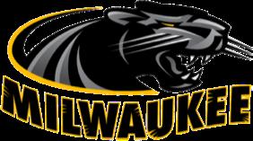 UWM Basketball logo