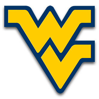 WVU Basketball logo