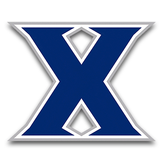 Xavier Basketball logo