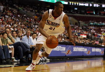Thaddeus Young, #6 recruit in '06, and #12 overall pick in 2007.