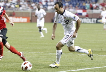 Let's qualify properly: Best Counter-Attack Player for the U.S.