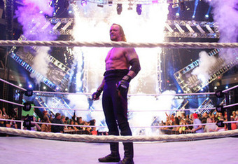 Undertaker won the Royal Rumble 17 years after his debut. Couldn't he have won a secondary title even if it was late?