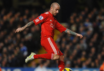 Raul Meireles Could Be On His Way Out Of Liverpool