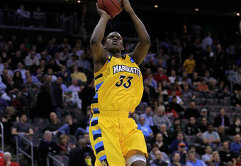 Jimmy Butler led Marquette to the Sweet 16 as a Senior. His future with the Chicago Bulls is bright.